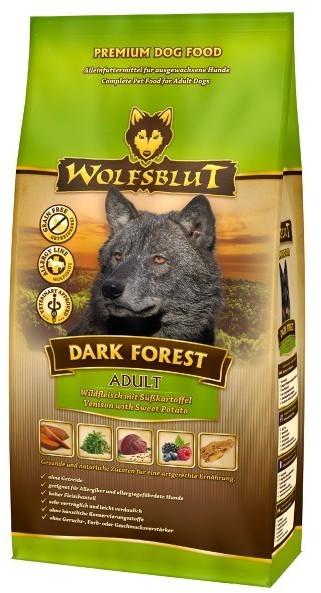 Wolfsblut Dark Forest (7,5 kg)