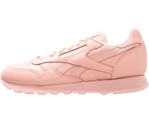 Reebok Classic CL Lthr Pastels Patina Pink/White, Schuhe, Sneaker & Sportschuhe, Sneaker, Pink, Female, 36