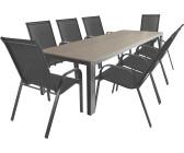 8 personen gartenm bel set preisvergleich g nstig bei idealo kaufen. Black Bedroom Furniture Sets. Home Design Ideas