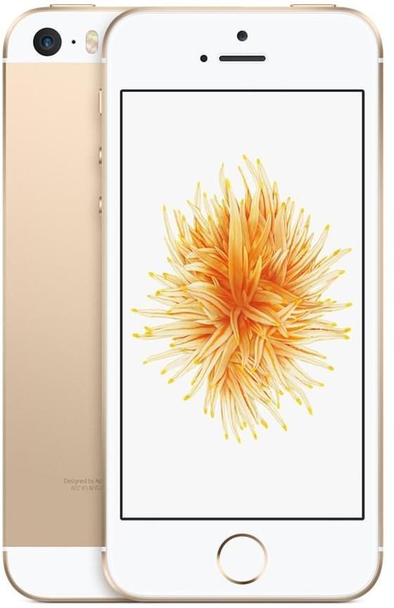 Image of Apple iPhone SE 16GB oro