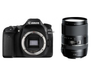Canon EOS 80D Kit 16-300mm Tamron