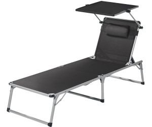 florabest aluminium sonnenlieg ab 79 90 preisvergleich bei. Black Bedroom Furniture Sets. Home Design Ideas