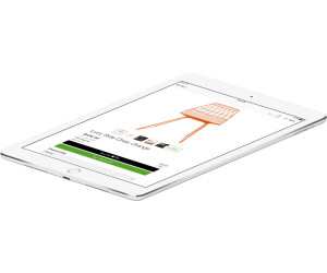 apple ipad pro 9 7 32gb wifi silber ab 619 00. Black Bedroom Furniture Sets. Home Design Ideas