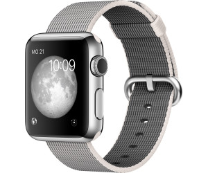 Apple Watch 38mm Pearl Woven Nylon