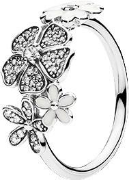 Pandora Blumen-Bouquet (190984CZ-58)