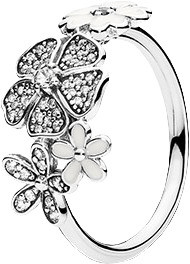 Pandora Blumen-Bouquet (190984CZ-54)