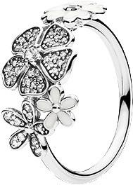 Pandora Blumen-Bouquet (190984CZ-52)