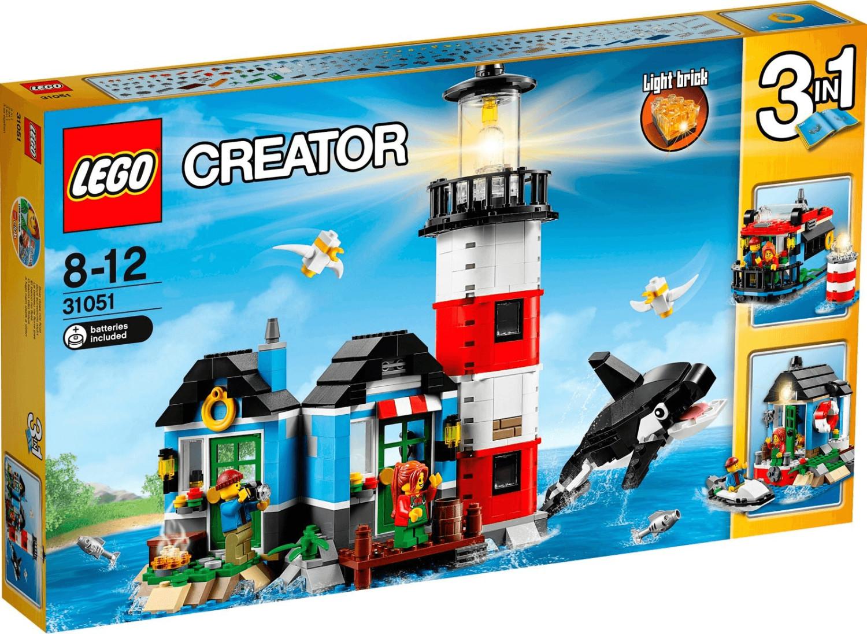 LEGO Creator - Leuchtturm-Insel (31051)