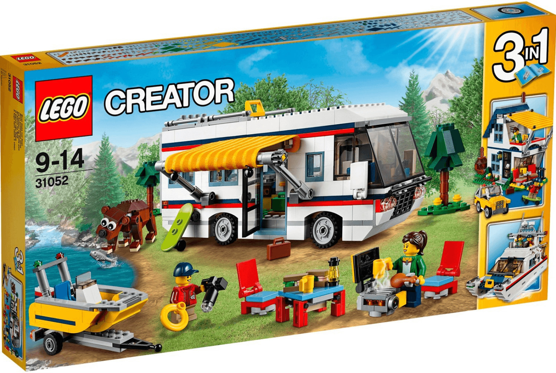 LEGO Creator - Urlaubsreisen (31052)