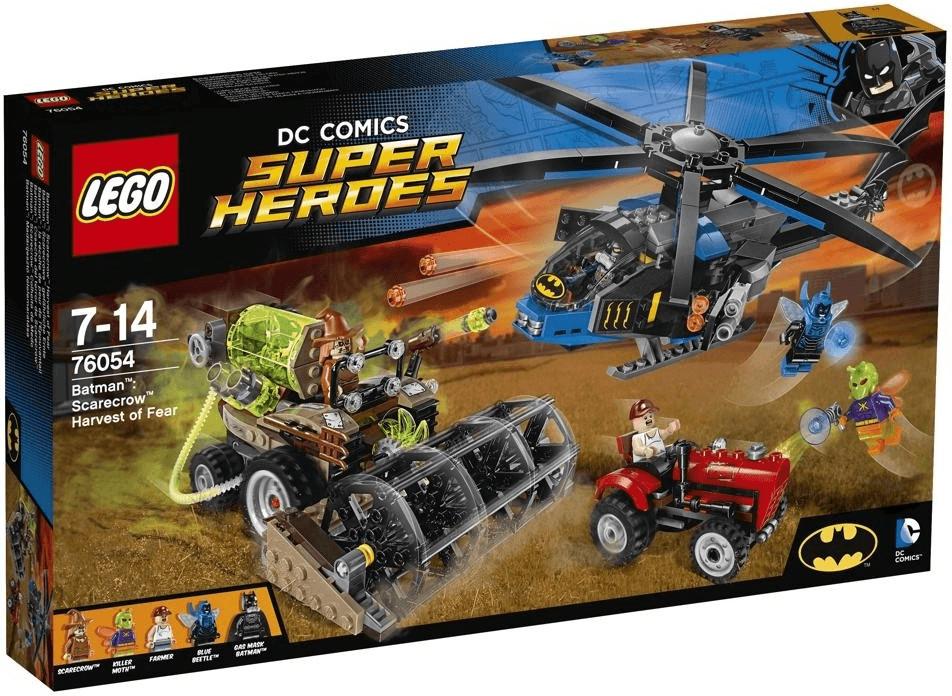 LEGO DC Comics Super Heroes - Batman: Scarecrows gefährliche Ernte (76054)