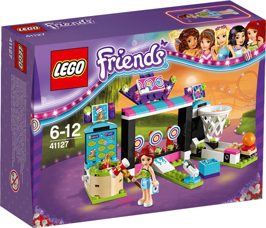 LEGO Friends - L'arcade du parc d'attractions (41127)