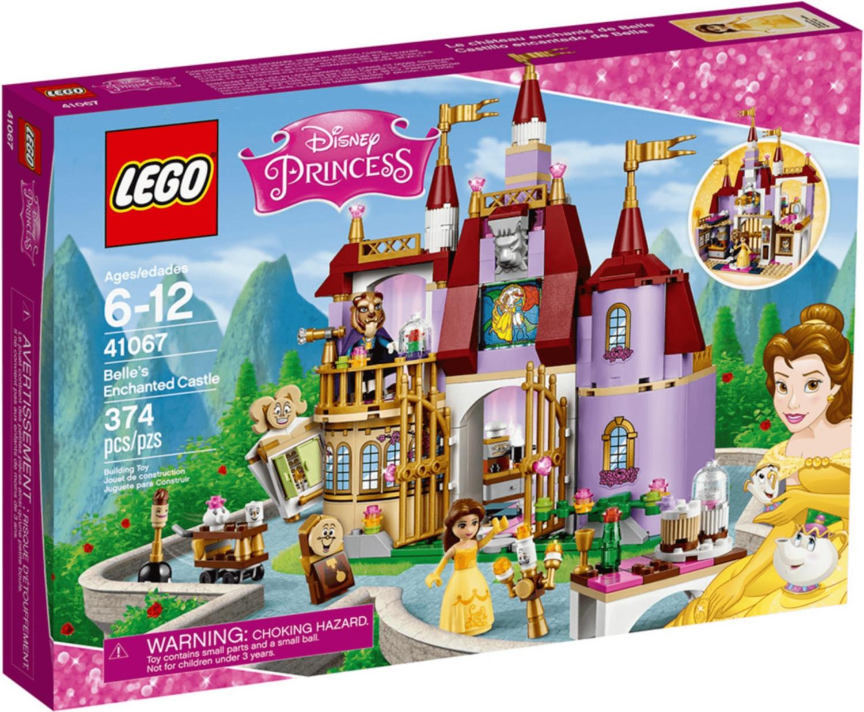 LEGO Disney Princess - Belles bezauberndes Schloss (41067)