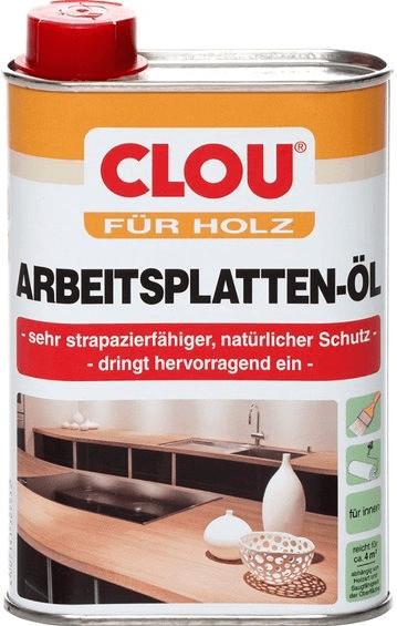 CLOU Arbeitsplatten-Öl 750 ml