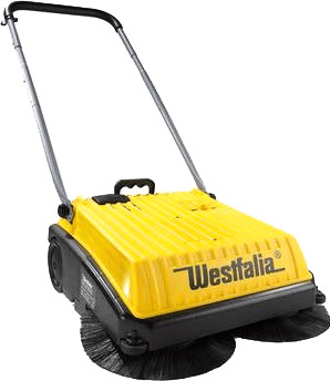 Westfalia Kehrmaschine 230/12V