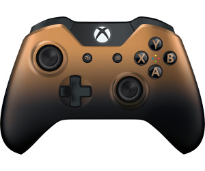 microsoft manette sans fil xbox one au meilleur prix sur. Black Bedroom Furniture Sets. Home Design Ideas