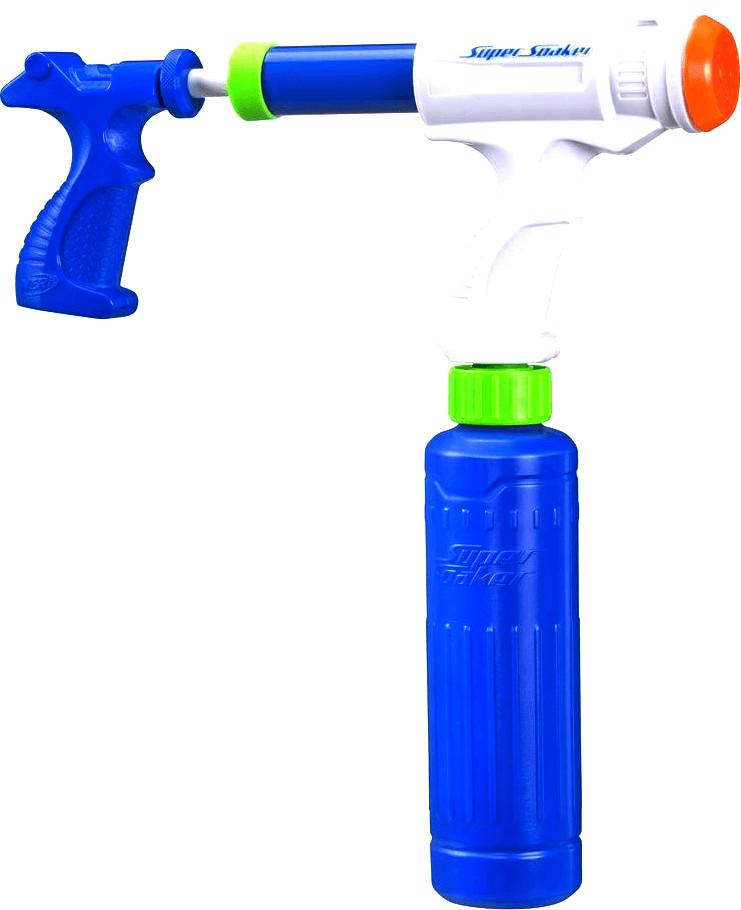 Nerf Super Soaker Bottle Blitz (B4445)