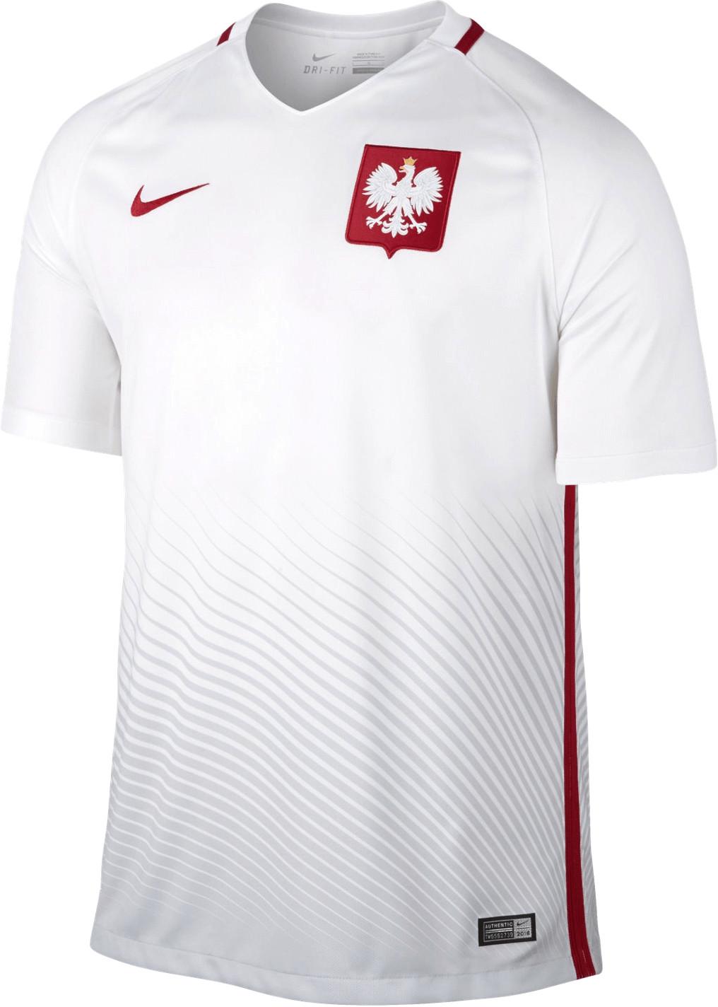 Nike Polen Home Trikot 2015/2016