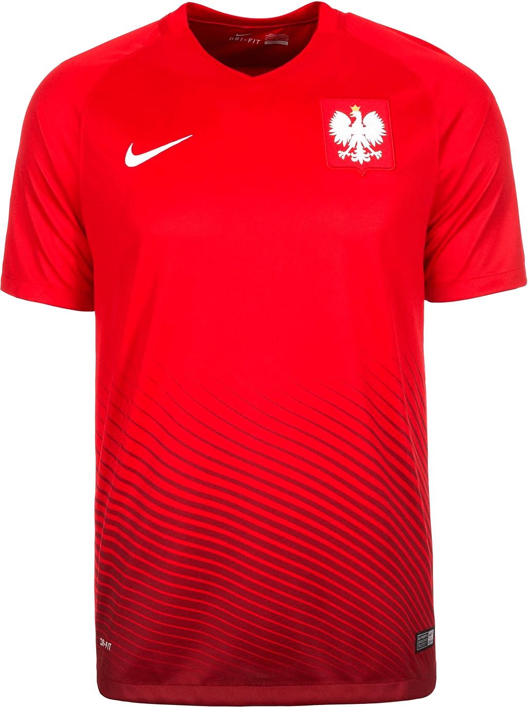 Nike Polen Away Trikot 2015/2016