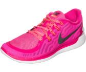 Nike Free 5.0 Pink Blau