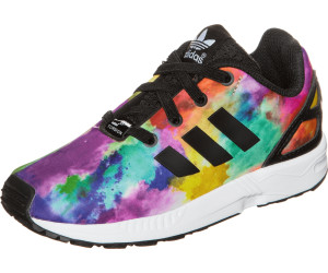 online store 10662 62c44 Adidas ZX Flux El core blackcore blackftwr white