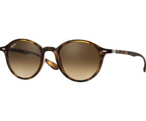 RAY BAN RAY-BAN Sonnenbrille » RB4237«, braun, 710/85 - braun/braun