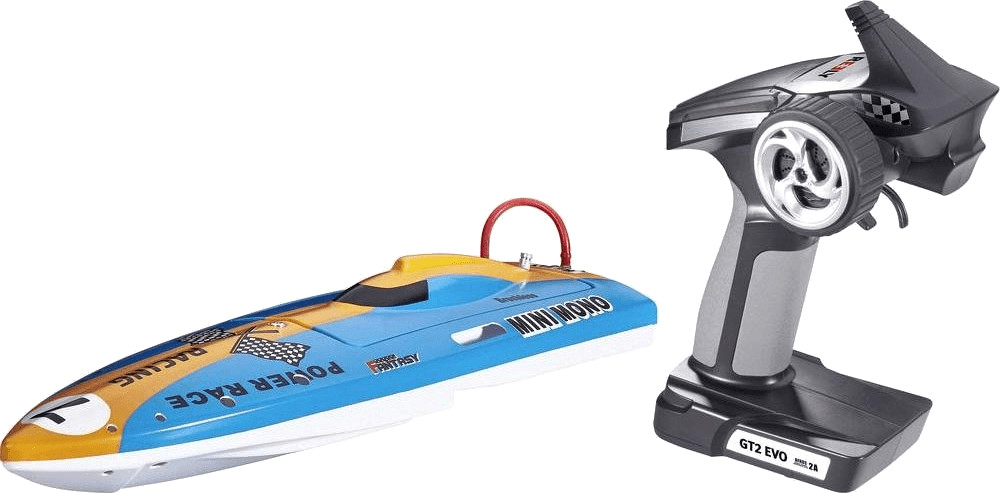 Reely Mini Mono RC Motorboot RtR 430 mm
