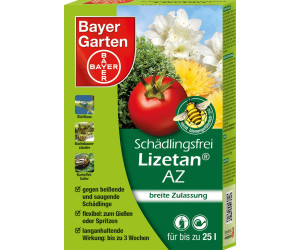 bayer garten lizetan az 75ml ab 12 10 preisvergleich bei. Black Bedroom Furniture Sets. Home Design Ideas