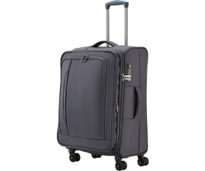 Travelite CROSSLITE (77 cm) - Trolley - black iR00dPBt