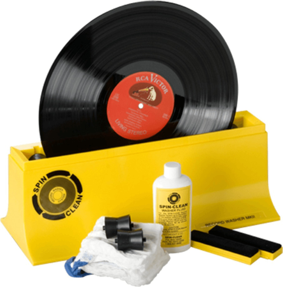 Pro-Ject SpinClean