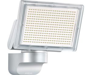 Steinel 20W LED Strahler XLED Home 3 Silber Bewegungsmelder 4000K schwenkbar