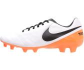official photos e6d7a 7b61c Nike Tiempo Mystic V FG whiteblacktotal orange