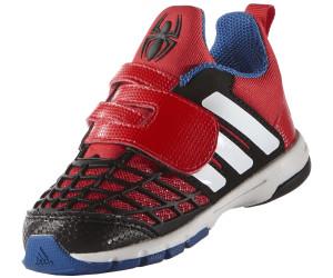 Adidas Marvel Spider Man CF I vivid redwhitecore black ab
