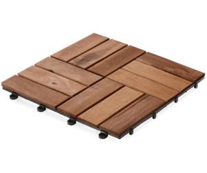 floordirekt ranger holzfliese 30 x 30 cm 1 st ck ab 1 99. Black Bedroom Furniture Sets. Home Design Ideas