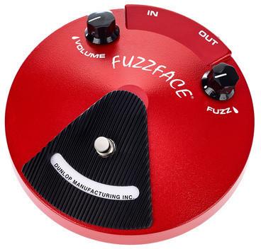 Image of Jim Dunlop Fuzz Face Germanium