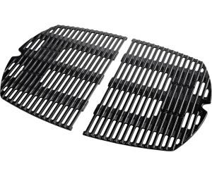 weber weber grillrost f r q300 q3200 gusseisen emailliert 2 tlg 7646 ab 113 99. Black Bedroom Furniture Sets. Home Design Ideas