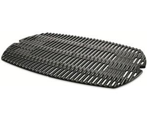 weber grillrost f r q300 q3000 gusseisen emailliert 2 tlg 7646 ab 115 99 preisvergleich. Black Bedroom Furniture Sets. Home Design Ideas