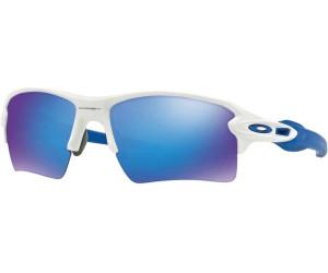 Oakley Herren Sonnenbrille »FLAK 2.0 XL OO9188«, weiß, 918820 - weiß/blau