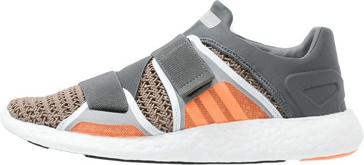 Image of Adidas by Stella McCartney Pure Boost W granite/natural grey/powder rose pink
