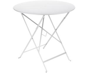 Fermob Table ronde pliante Bistro 77 cm (0233) au meilleur ...