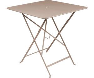 Fermob Table Bistro (71 x 71 cm) au meilleur prix sur idealo.fr