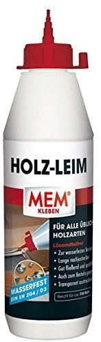 MEM Holz-Leim Wasserfest 550 g