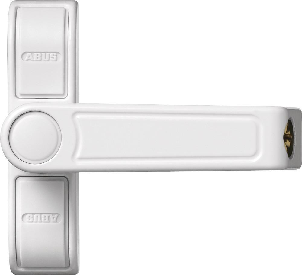 ABUS 2510 W weiß