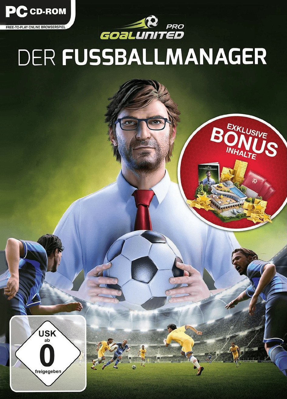 Goalunited Pro: Der Fussballmanager (PC)