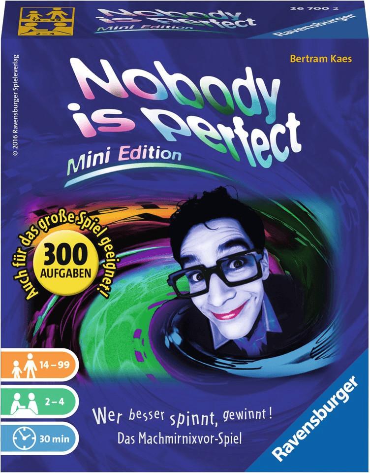 Ravensburger Nobody is perfect Mini Edition (26700)