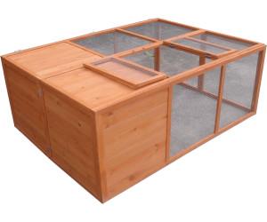 mucola freigehege f r hasen kaninchen 50003160 ab 109 90 preisvergleich bei. Black Bedroom Furniture Sets. Home Design Ideas
