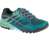 Merrell - All Out Charge Damen Trailrunningschuh (blau) - EU 38 - UK 5 bleu 8LfY6