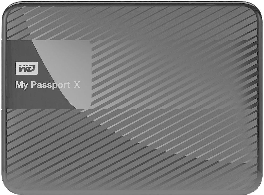 Western Digital My Passport X 3TB