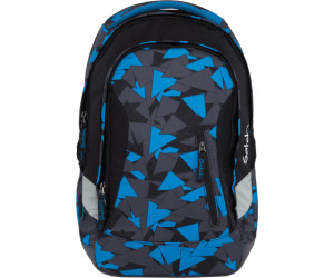 4bffd032082 Buy ergobag Satch Sleek Blue Triangle from £85.34 – Best Deals on ...