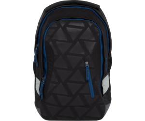 95cf9e6e7af Buy ergobag Satch Sleek Black Triad from £53.10 – Best Deals on ...