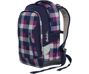 438c374608b Buy ergobag Satch Sleek Berry Carry from £53.86 – Best Deals on ...